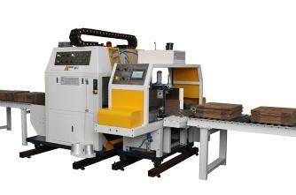 Js1280連續高速印刷聯動線打包方案